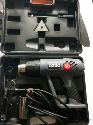 ozito heat gun review top 5