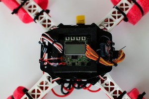 kk2 quadcopter build