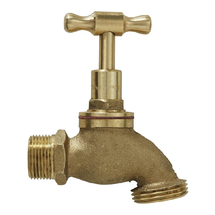 How to Install Outside Water Tap without a Plumber its easy