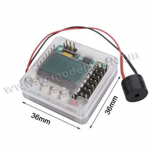 Mini KK2.15 Multi-rotor LCD Flight Controller V1.9S
