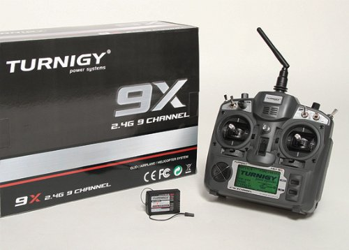 best remote control for quad copters turnigy 9x