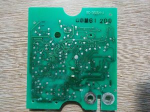 Repair Bosch Hot Water Controller