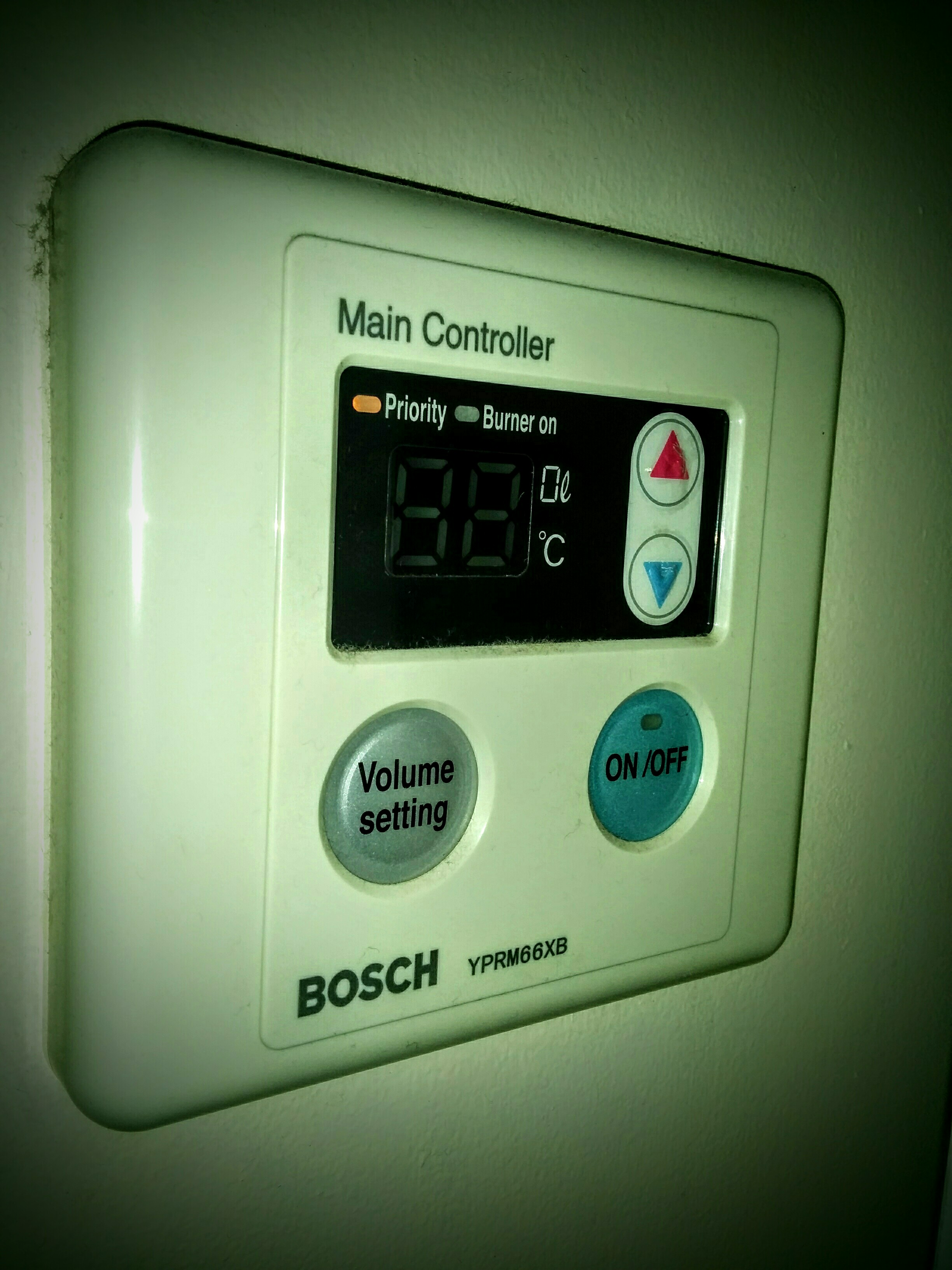 How To Repair Bosch Hot Water Controller Like The Yprm66xb