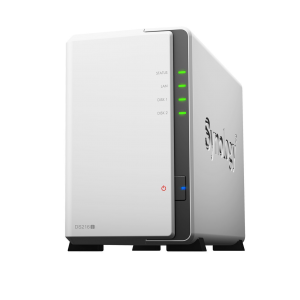 best 2 bay nas synology ds216j
