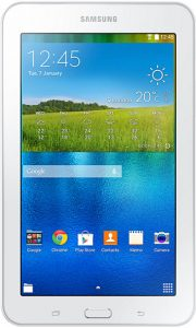 samsug galaxy tab3 not charging or turning on