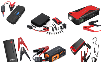 best lithium ion jump starter review