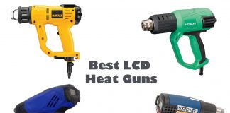 best LCD heat gun review