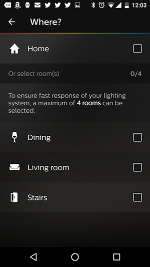 philips hue diy wake up lamp settings