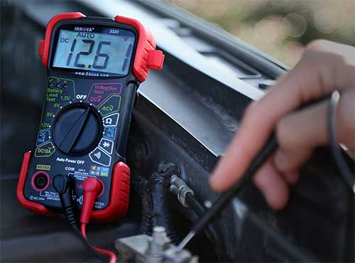INNOVA 3320 Auto-Ranging Digital best Multimeter