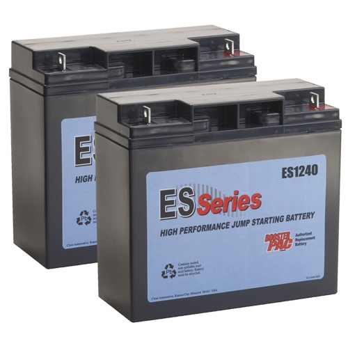 es1240 truck pac replacement batterys