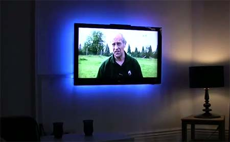 LED lights for behind TV