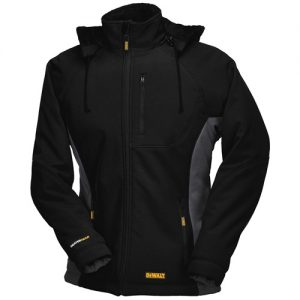 dewalt women's heated jacket