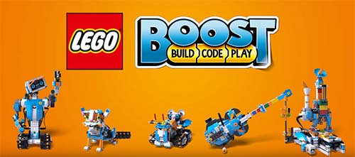 Smart Christmas Toys for Kids lego boost