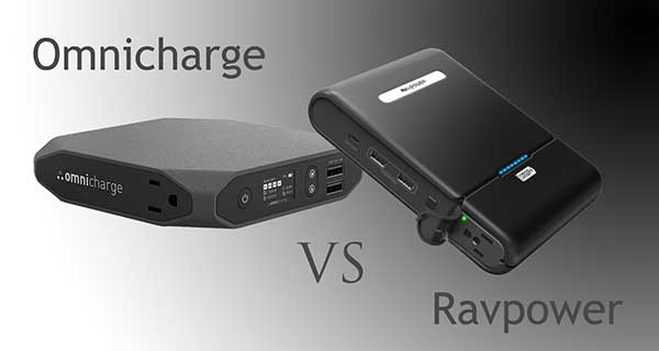 omnicharge vs ravpower