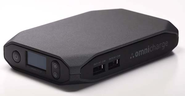 omnicharge 13 ac dc power bank