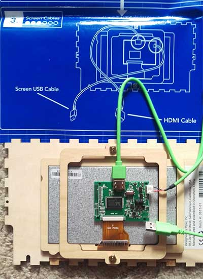 build a computer kit for kids piper screen wires