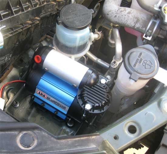 ARB High Volume Air Compressor