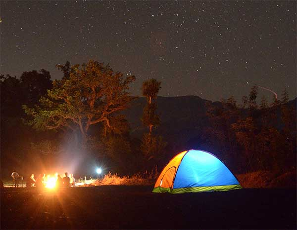 camping under the stars what to bring list