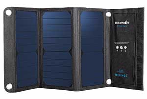 blitzwold backpack charging station 20w