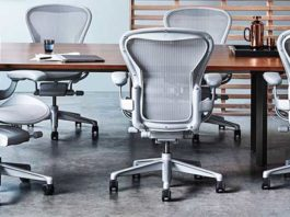 Heavy Duty Breathable Office Chair