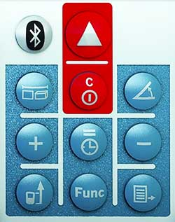 Bosch blaze glm100c what the buttons mean and how to use the laser measurement device