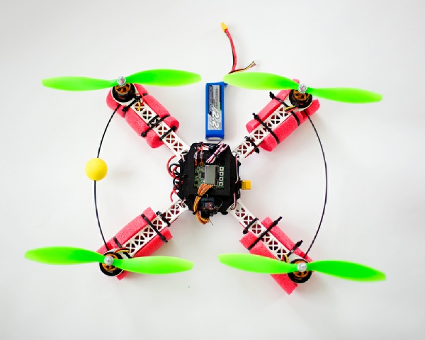 build a quad copter