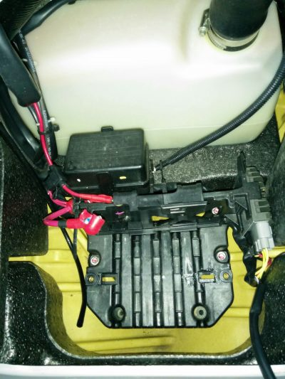 Simple Sea-doo Battery Replacement Procedure for PWC ETX30LA