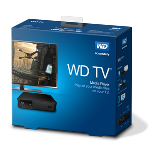 western digital tv