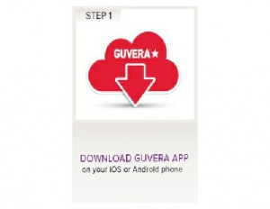 Guvera Virgin free data 1 gig