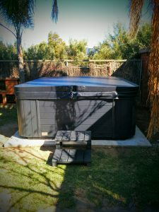 Install Outdoor Spa DIY