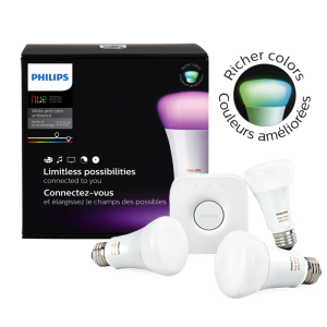 Philips hue 3rd generation richer colors
