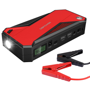 dbpower best rated lithium ion jump starter