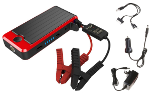 powerall feature rich lithium ion jumpstarter