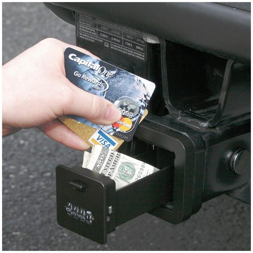 money safe hitch car