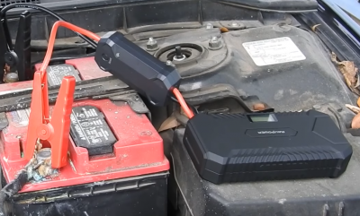 What size car jump starter do I need ravpower 14000mah review