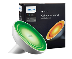 philips hue bloom SAD light lamp bias lighting