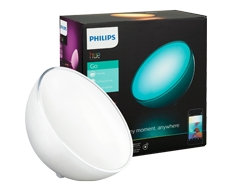 philips hue go box