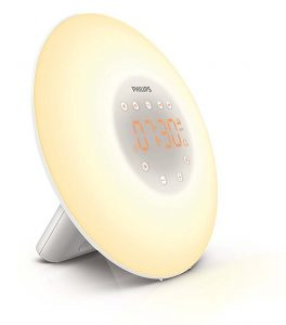 Philips Wake light 3505 cheap alarm lamp