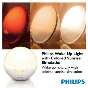 Philips wake-up light multi colors australia