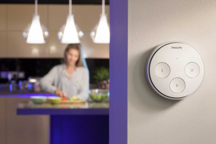 philips hue tap switch review kitchen