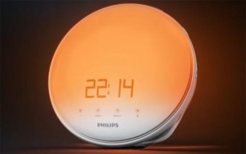 philips wake light australia HF3520 natural light alarm clock