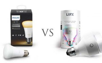 philips hue vs lifx