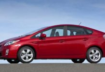 toyota prius jump start procedure