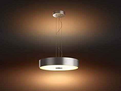 Philips hue suspension flair led pendant