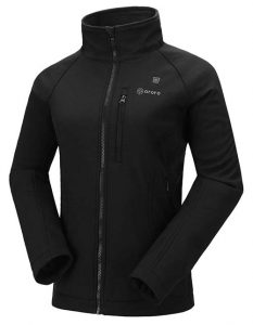 Ororo womens heated jacket review