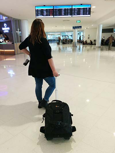 Lowepro x450 rl aw ii best professional camera case for travel