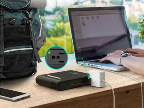 Ravpower 27000mAh biggest air travel power bank