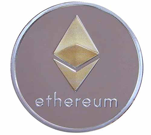 ethereum phisical coin