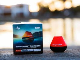 deeper best shore fish finder