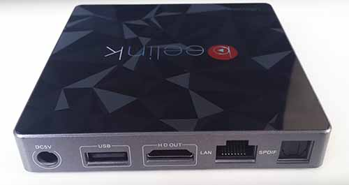 android box with optical output beelink gt1